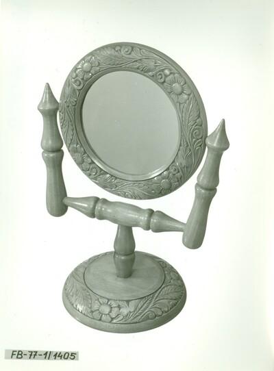 Faragás /Asztali tükör/