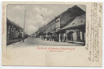 Andrássy utca, Hódmezővásárhely