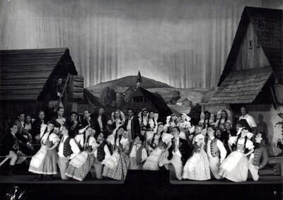 Smetana - Eladott menyasszony