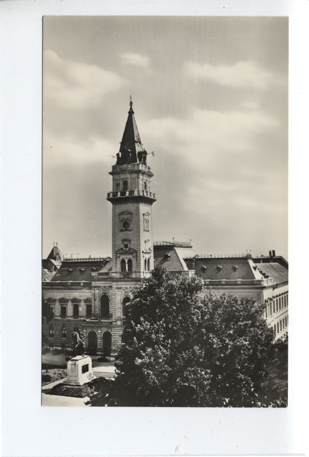 Tanácsháza, Hódmezővásárhely
