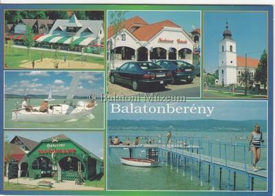 Üdvözlet Balatonberényről!