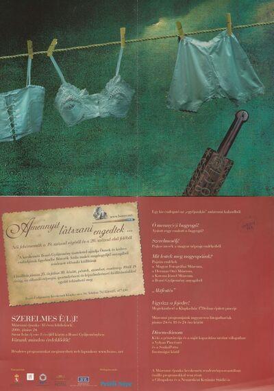 Amennyit látszani engedtek… - kiállítás Börcsök Attila makói magángyűjtő anyagából és múzeumi éjszaka programokkal