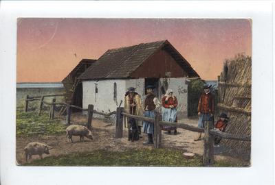 Élet a Hortobágyon – Csikós tanya
