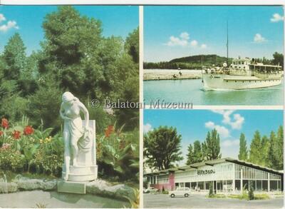 Üdvözlet a Balatonról