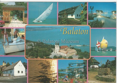 Üdvözlet a Balatonról !