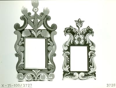 Festett tükrök