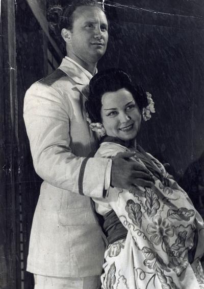 Puccini - Pillangókisasszony
