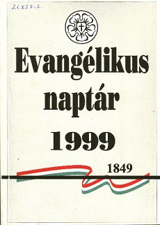 Evangélikus Naptár 1999
