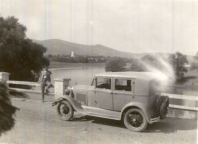 Schubert Ferenc vidéki útja 1935