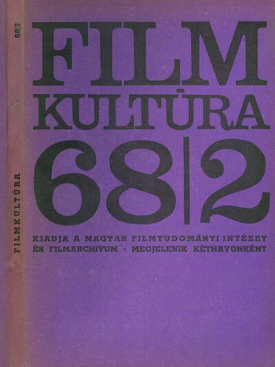 Filmkultúra 1968/2. szám