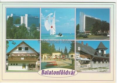 Üdvözlet Balatonföldvárról!