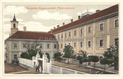 Veszprém Kegyesrendiek Főgimnáziuma