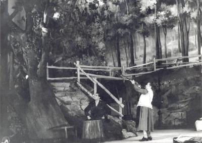 Farkas Ferec - Zeng az erdő