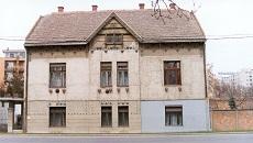 Fliszár ház Hódmezővásárhely