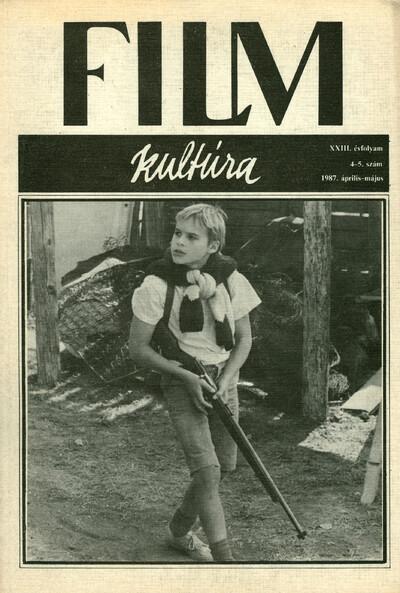 Filmkultúra 1987/4-5. szám