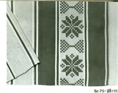 Szőttes /heverő takaró/