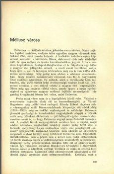 Méliusz városa