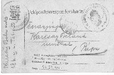 Tábori postai levelezőlap