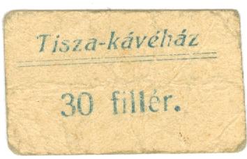 Szegedi szükségpénz