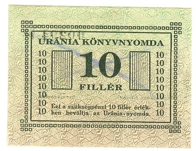 Budapesti szükségpénz