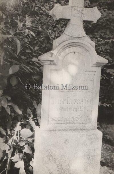 Balatongyöröki temető