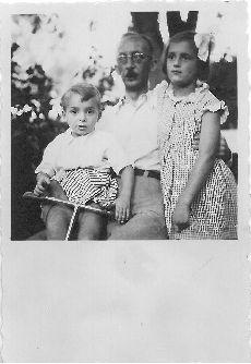 Fotó, Szentmihályi család