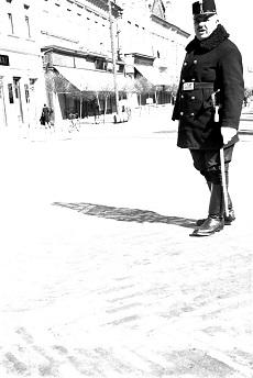 Rendőr szolgálatban Hódmezővásárhelyen