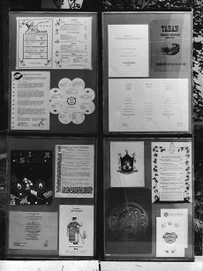Egykori MKVM vendéglátóipari kiállítás Budapest 1982.
