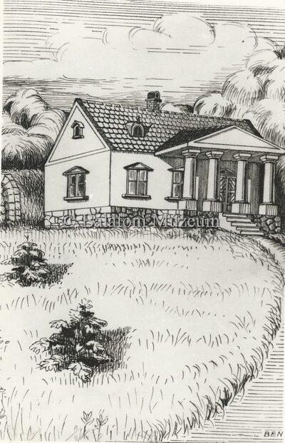 Keöd háza Balatonfüreden