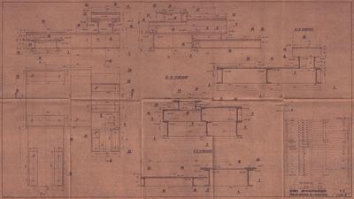 Széles abroncshasítógép. Felcsévélődob és motoralap