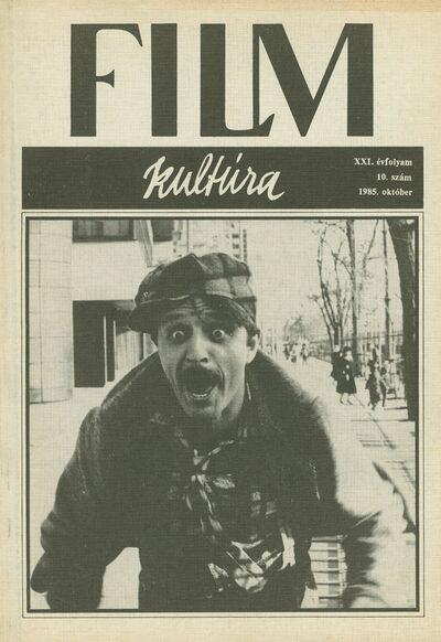 Filmkultúra 1985/10. szám