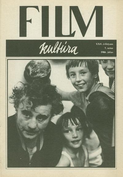 Filmkultúra 1986/7. szám