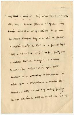 Móra Ferenc kéziratok, cikkek, prózai művek
