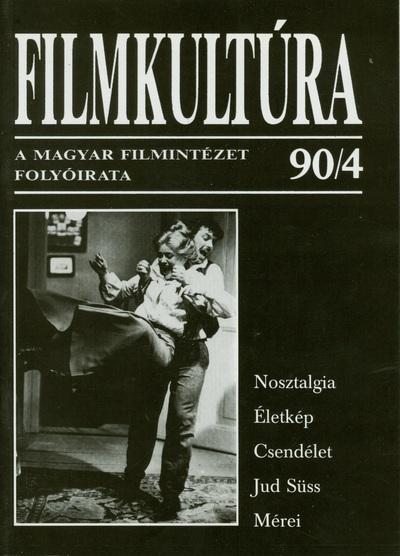 Filmkultúra 1990/4. szám