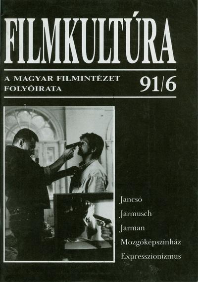 Filmkultúra 1991/6. szám