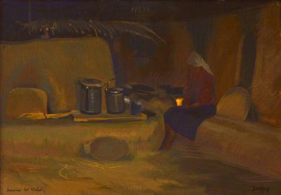 Szennai ősi tűzhely