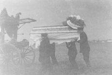 Takács Ferenc temetése Hódmezővásárhelyen