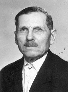 Asztalos Imre portréja