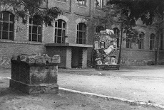Bethlen Gábor Református Gimnázium udvara