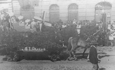 1949. május 1. felvonulás