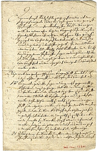 Tűzrendészeti előírások a pesti polgárság részére, 1749