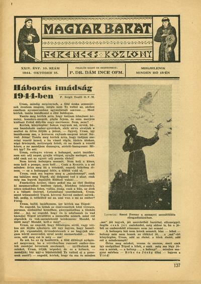 Magyar Barát