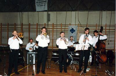 Balaton Fesztivál 1998. Országos dixieland- és fúvóstalálkozó