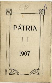 Pátria páholy névjegyzéke, 1907