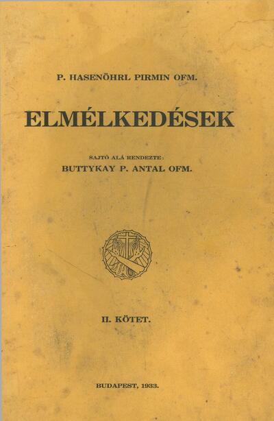 Elmélkedések II. kötet