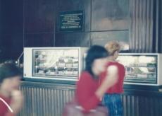 Különlegességi Cukrászda, Budapest 1985.