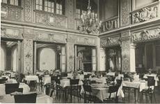 Palotaszálló étterem, Lillafüred 1958.
