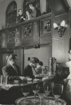 Palotaszálló étterem, Lillafüred 1950-es évek