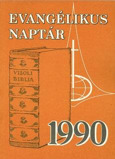 Evangélikus Naptár 1990