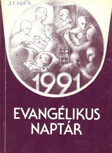 Evangélikus Naptár 1991
